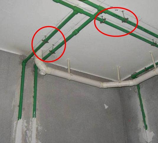 水走天容易坏?没有水泥保护真的容易崩管吗?「打卡上墙」