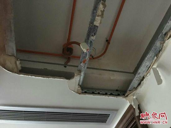 又是漏水,又是墙皮脱落,开发商和装修公司的扯皮大战!|「一周热点」052