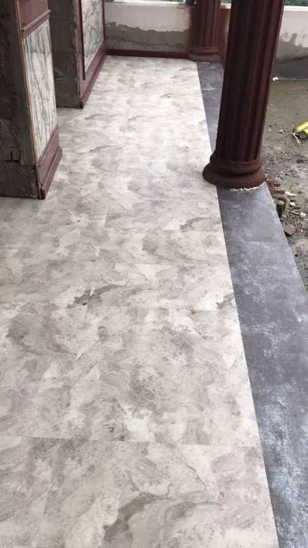 垃圾!再也不用强化地板!到底有没有没甲醛不怕水的好地板?